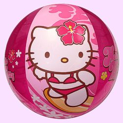 Surf's Up, Hello Kitty!
