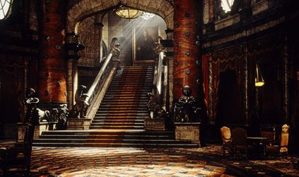 The Grand Entryway