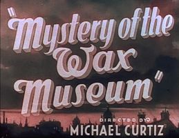The Mystery of the Wax Museum!