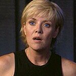 Amanda Tapping as {sigh}