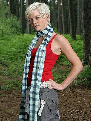 Hannah Spearritt as Bertie Finch